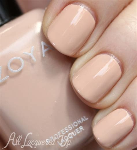 best zoya colors zoya naturel nail collection swatches review
