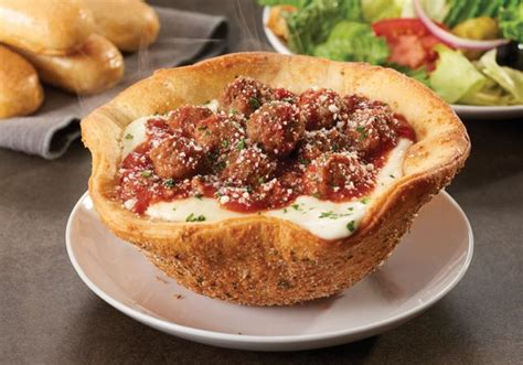 olive garden pizza bowl olive garden adds new meatball pizza bowl to lunch menu brand