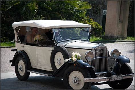 Italien Auto by Vintage Car Rental For A Italian Style Wedding