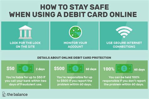 pay   debit  credit cards safely