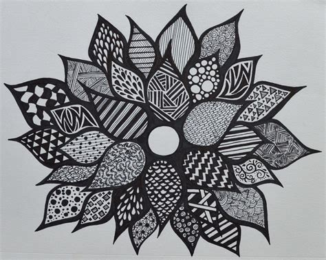 Easy Things To Draw In Sharpie by Sharpie Flower Sharpie Sts
