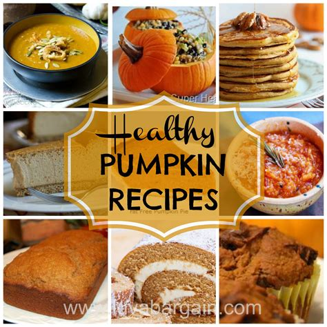 pumpkin food healthy pumpkin recipes