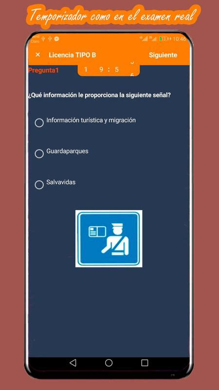 preguntas del simulador ant simulador examen ant 2018 for android apk download