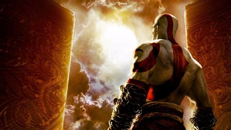 god of war chains of olympus 1366x768