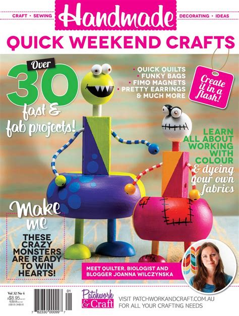 Handmade Magazine Australia - 15 best images about craft magazines on
