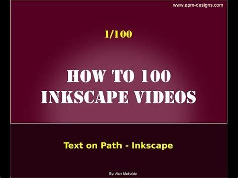 inkscape tutorial text on path 12 best images about crafts inkscape on pinterest