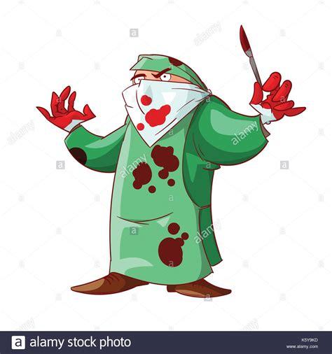 vektor illustration von cartoon halloween k 252 rbis butcher man vector cartoon stockfotos butcher man vector