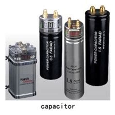 audio system capacitor car audio capacitors car audio capacitors