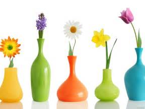 Different Shapes Of Vases Free 3d Colorful Flowers Wallpaper Wallpapersafari