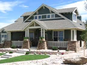 Craftsman Homes Plans Craftsman Style House Plans With Porches