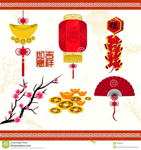 new year period in china new year vector design stock vector