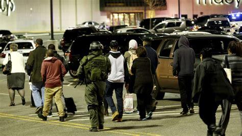 Garden State Plaza Evacuation Suspect In Us Mall Shooting Found Dead Usa News Al Jazeera