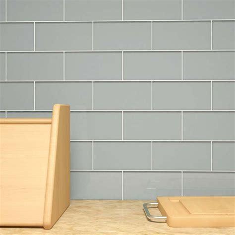grey subway tile smoke grey glass subway tile 3 quot x 6 quot grey subway tile