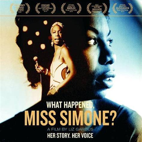download film nina bobo bluray what happened miss simone dvd amoeba music