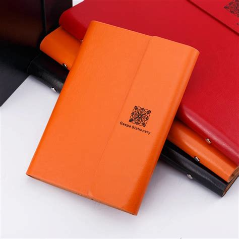 A5 B5 Diary Notebook new leather diary notebook a5 b5 spiral notebook paper 116