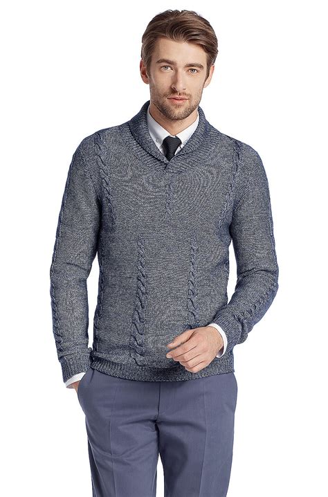 Sweater Machbet hugo modal wool knit sweater 180 shakespeare