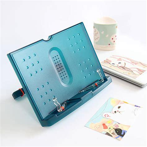 reading desk stand adjustable portable cook reading desk stand holder