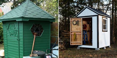 easy diy garden sheds   build