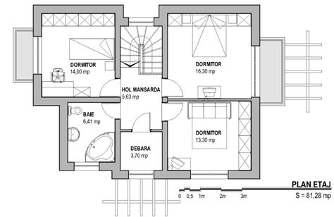 Small Three Bedroom House Plans Ideal Spaces Houz Buzz Three Bedroomed House Plan