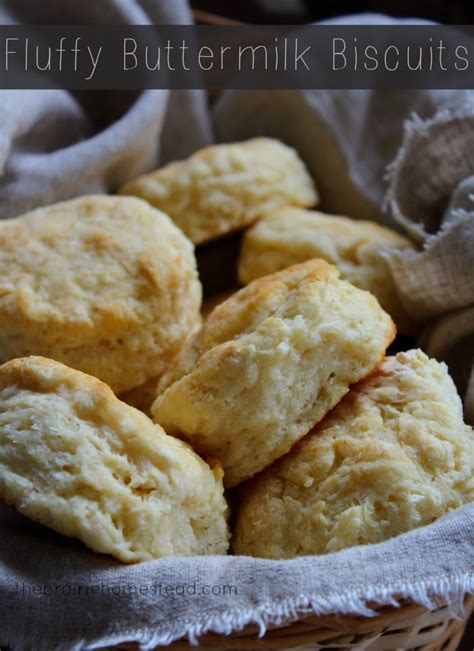 Handmade Biscuits Recipe - buttermilk biscuits unsoaked version recipe