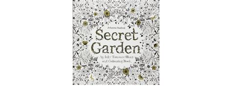 secret garden coloring book order secret garden an inky treasure hunt and coloring book
