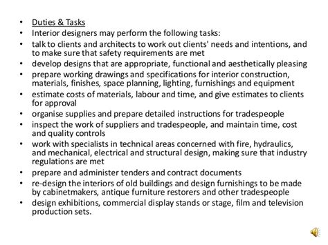 Introduction Letter For Interior Decoration Company Introduction To Interior Design