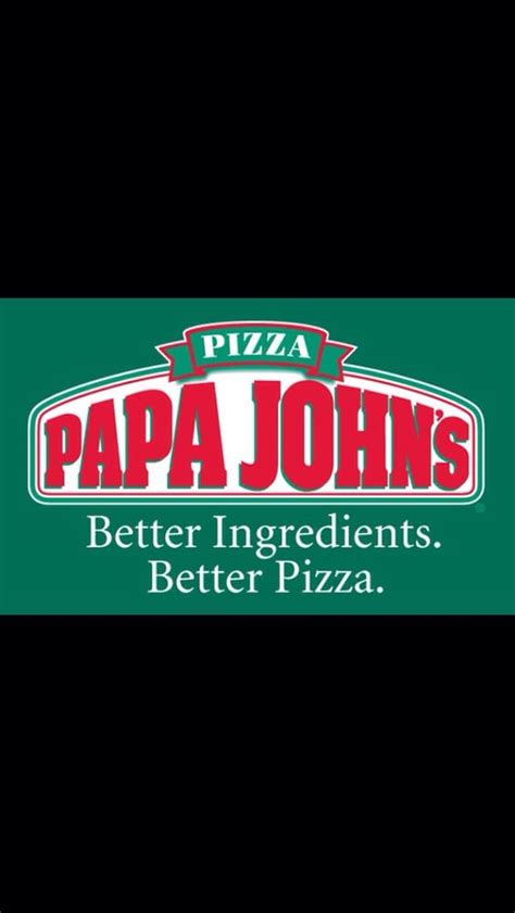 phone number for papa johns papa s pizza pizza 5210 brainerd rd chattanooga tn united states restaurant