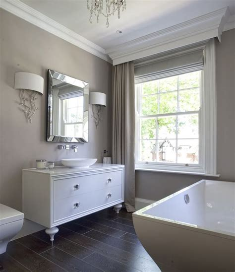 taupe colored bathrooms best 25 taupe bathroom ideas on neutral