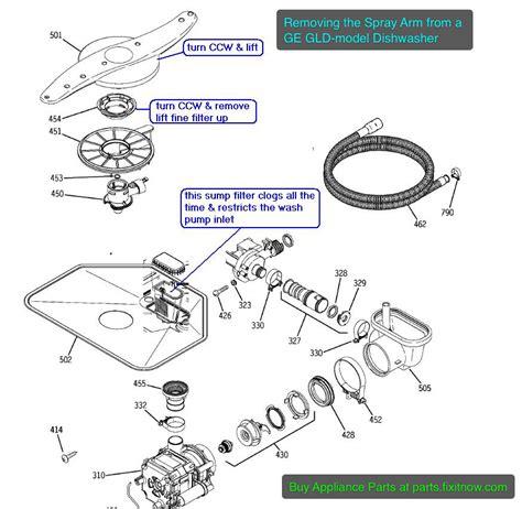 Bosch Dishwasher Parts: Bosch Dishwasher Parts Ge