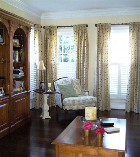 country living room curtains pictures for golden interiors inc in fairfax va 22030