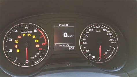 Audi A3 8v Codierung by Audi A3 8v Speedometer Coding Vcds Youtube