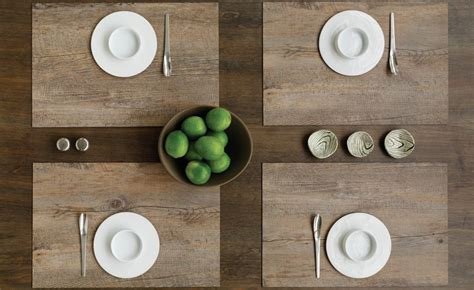 best placemats for table best placemats for wood table wood ideas