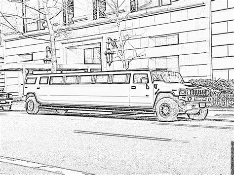 color page online kingston ny limousine new york coloring pages printable free