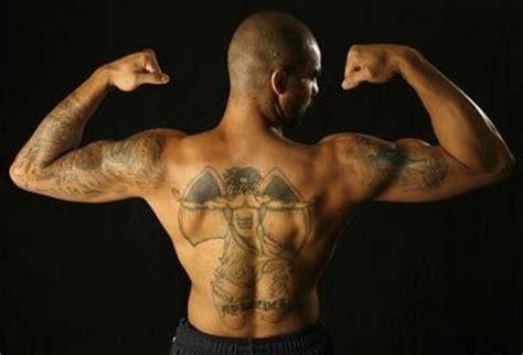 kirilenko tattoo back carlos boozer tattoo pics photos pictures of his tattoos