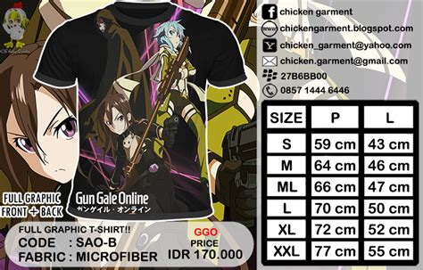 Kaos I Loe Anime New kaos anime anime t shirt chicken garment anime clothing