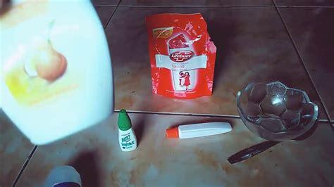 membuat slime mudah cara membuat slime dengan mudah youtube
