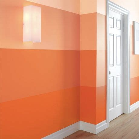 ombre wall paint home chic home interior addictions color interior offices