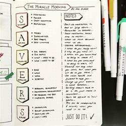 the morning routine journal a 30 day morning routine journal for creating ideal habits better results and transforming your books 824 best bujo images on bullet journal