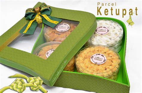 Box Kue Kubah Isi 4 kue kering alikacookiesncakes