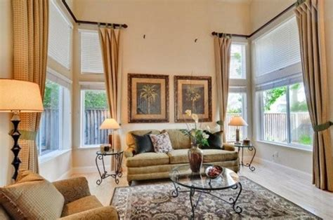 Curtains And Blinds Living Room by The 4 Basics Of Choosing Your Living Rooms Blinds And Curtains Interior Design