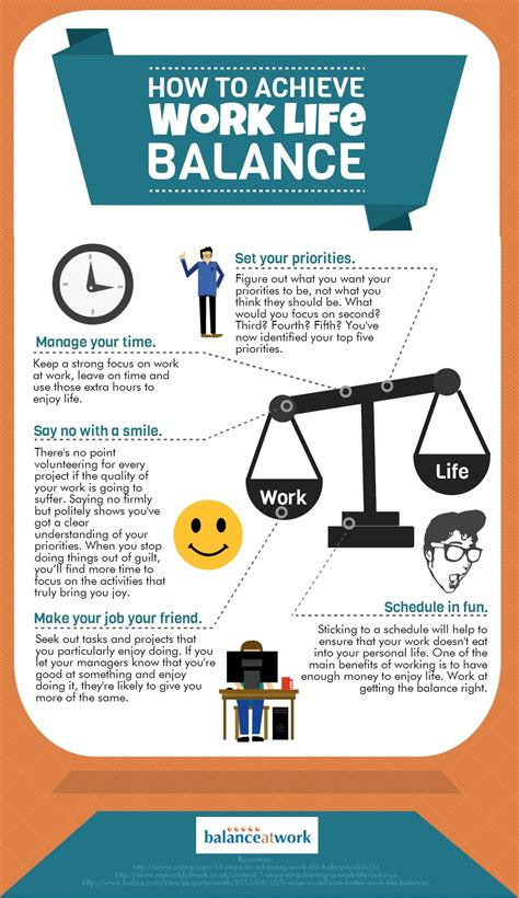 how do balancing work how to get a great work balance infographic on http