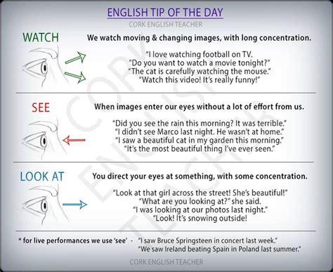 verb pattern watch 206 best english grammar images on pinterest english