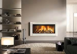 information on comparison of gas vs wood burning