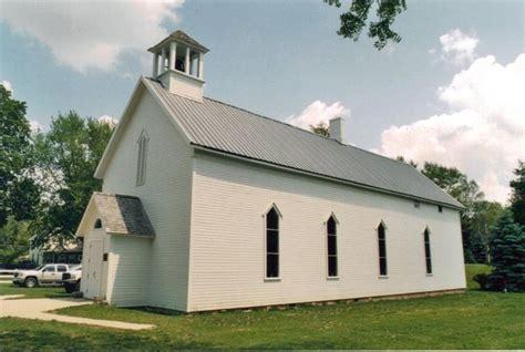rugged cross church houses of worship cass county michigan