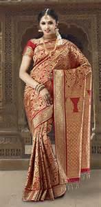 Engagement Sarees Crimson Engagement Banarasi Silk Saree Vihaanapparels Com