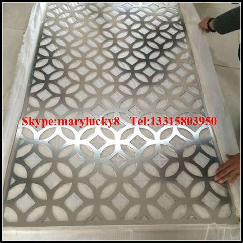 how to cut decorative aluminum sheet decorative metal garden screens laser engraving cutting