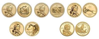 Price In Dollars Sacagawea Dollars Us Coin Prices And Values
