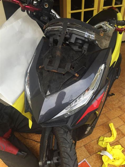 Bordes Atas Pijakan Kaki Beat All New Esp www modifikasi pcx 150 autos post