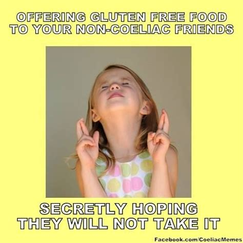 Gluten Free Meme - gluten free meme gluten free memes quotes and jokes