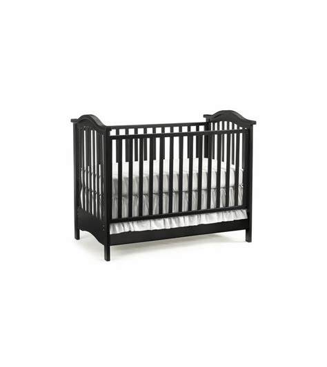 Bonavita Cribs Reviews by Bonavita Hudson Classic 3 In 1 Non Dropside Crib In Licorice